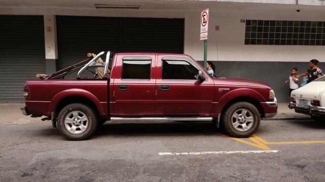 RANGER 2007 XLT c/GNV