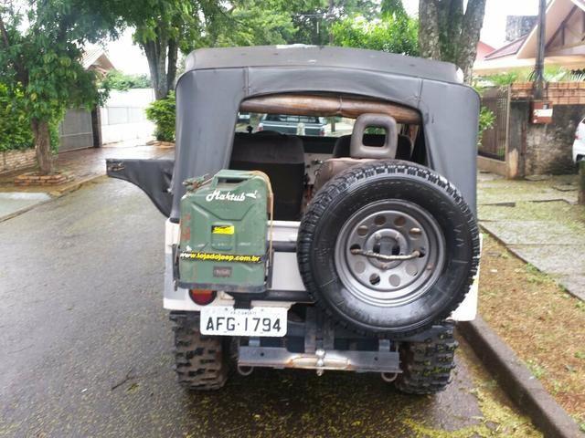 Jeep willys 1958 - Foto 6