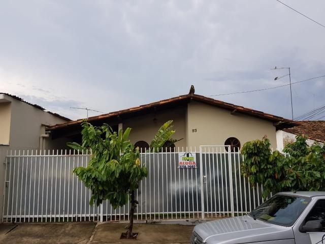 Casa para aluguel, 3 quartos, 2 vagas, são cristóvão - sete lagoas/mg