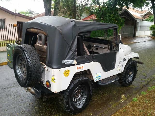 Jeep willys 1958 - Foto 5