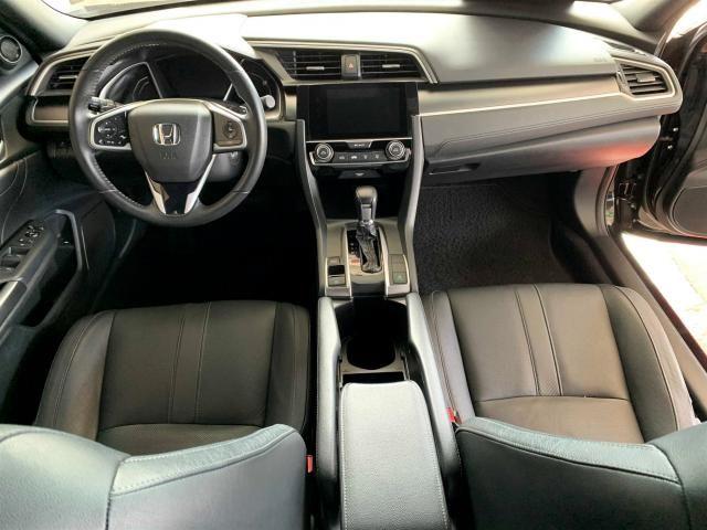 Honda civic 2016/2017 2.0 16v flexone exl 4p cvt - Foto 4