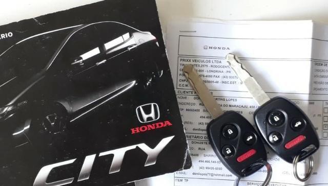 City EX 1.5 2014 aut (abaixo da fipe) aceito troca menor valor - Foto 7