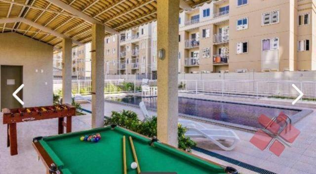 Apartamento com 2 e 3 Quartos à venda, 100 m² por R$ 222.000 - Vila Alzira - Aparecida de  - Foto 14