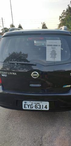 Vende -Se Nissan Grand Livina 1.8S 16 Valvula 7 Lugares ligue * - Foto 3