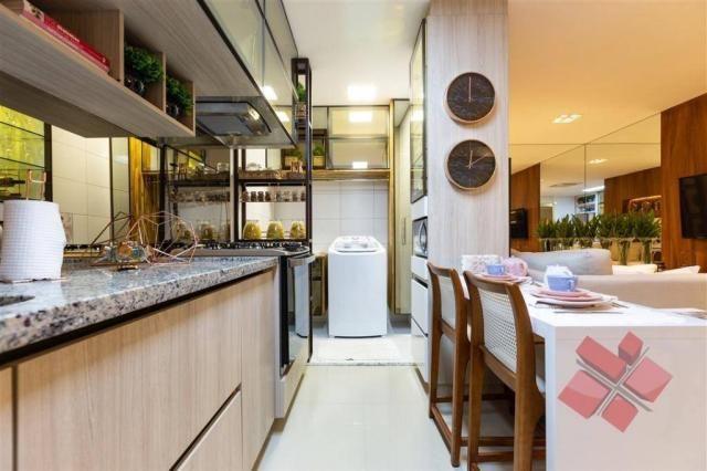 Apartamento com 2 ou 3 Quartos, 63 e 76 m² - Setor Pedro Ludovico - Goiânia/GO - Foto 7