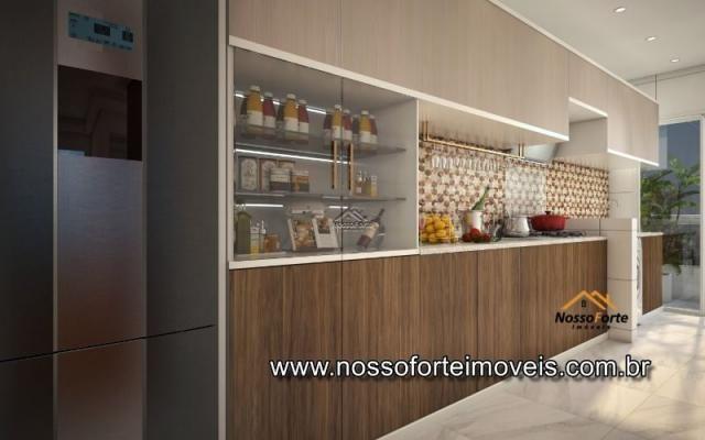 Lançamento Apartamento na Guilhermina em Praia Grande - Foto 7