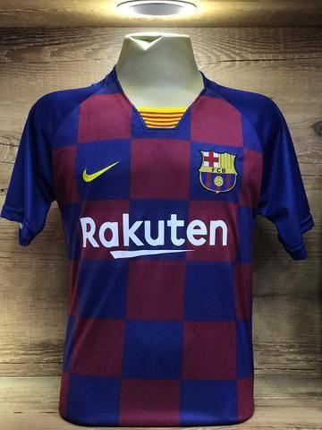 Camisetas Clubes Europeus Primeira Linha