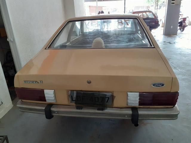 Corcel || ano 1978 ldo 1.6 gasolina VENDO OU TROCO - Foto 2