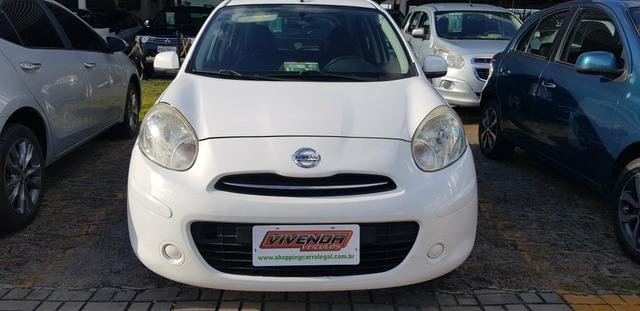 Nissan March S 1.6 2013