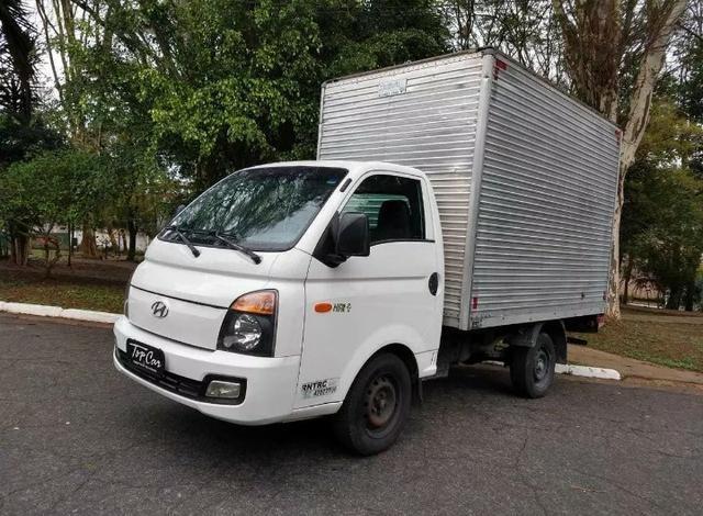 Hyundai hr 2.5 hd - baú - Foto 2