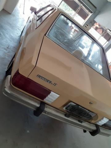 Corcel || ano 1978 ldo 1.6 gasolina VENDO OU TROCO - Foto 3