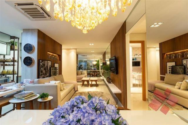 Apartamento com 2 ou 3 Quartos, 63 e 76 m² - Setor Pedro Ludovico - Goiânia/GO - Foto 15