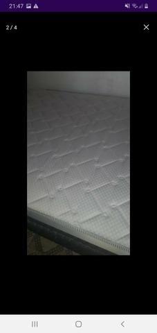 Vendo cama box novo - Foto 2