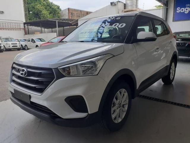 Hyundai Creta 1.6at Smart S020 2020 Flex