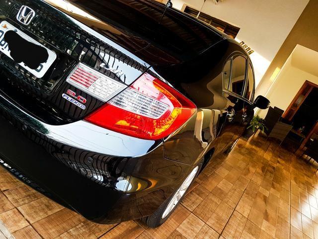 Honda civic lxr 2014 flex one - Foto 5