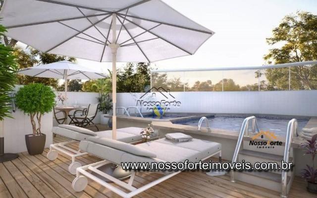 Lançamento Apartamento na Mirim em Praia Grande - Foto 3