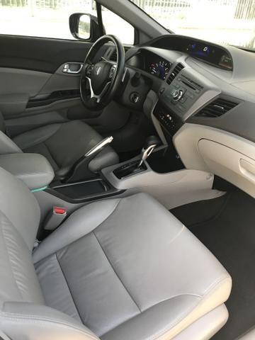 Honda Civic LXR 2.0 Flex 14/14 - Foto 8