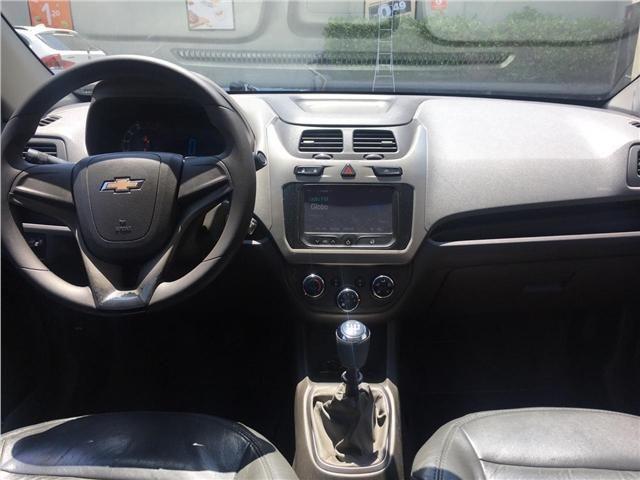 Chevrolet Cobalt 1.8 mpfi ltz 8v flex 4p manual - Foto 4