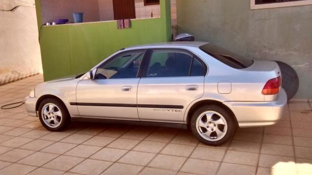 Honda Civic EX manual 1998 - Foto 6