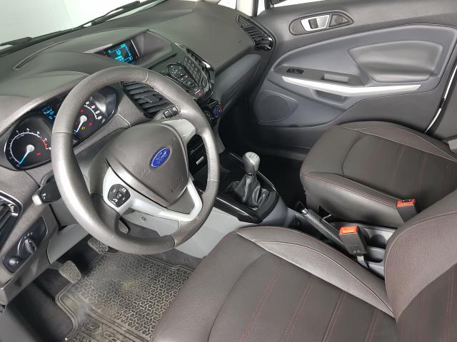 Ford EcoSport FREESTYLE 2.0 16V 4WD Flex 5p - Branco - 2017 - Foto 12