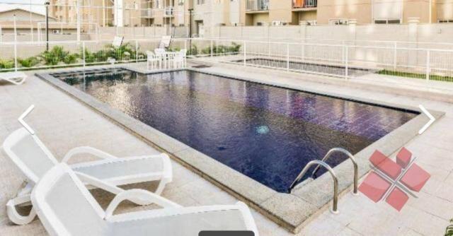 Apartamento com 2 e 3 Quartos à venda, 100 m² por R$ 222.000 - Vila Alzira - Aparecida de  - Foto 18