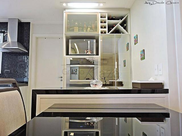 Apartamento 2 dormitórios 90 m² Jd. Aquarius - Foto 15