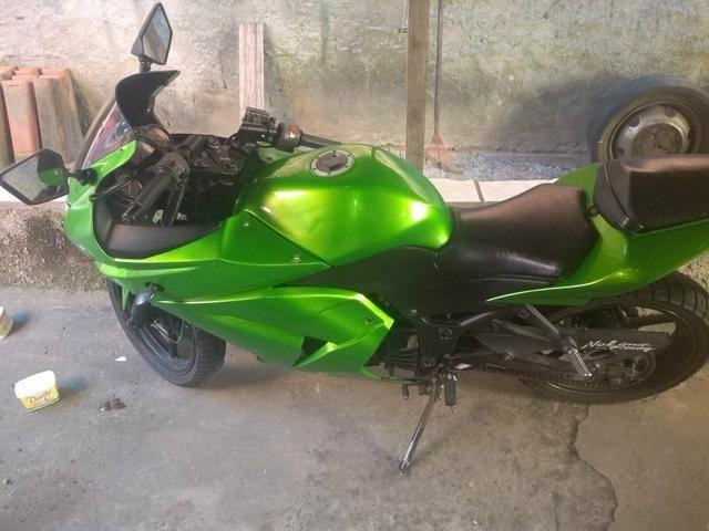 Kawasaki ninja 2010