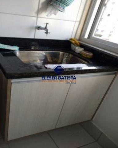 Apartamento à venda com 3 dormitórios em Recreio das laranjeiras, Serra cod:AP00097 - Foto 7