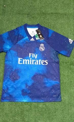 644208c34c Camisa real Madrid FIFA 2019 EA SPORT - Roupas e calçados - Arari ...