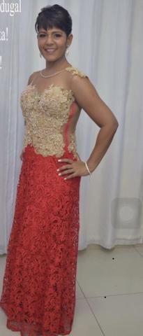 44d76f85f Vestido de gala lindo !!!! - Roupas e calçados - Vila São Luis, Nova ...