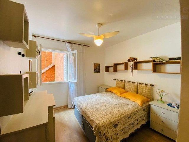 Apartamento 2 dormitórios próximo as 4 praças e ao mar - Foto 12