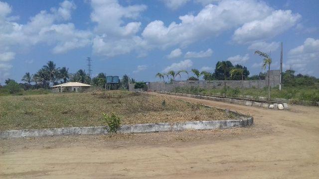 Sapeaçu Ville, Loteamento escriturado, 350 m², frente Rodoviária Sapeaçu, infraestrutura - Foto 18