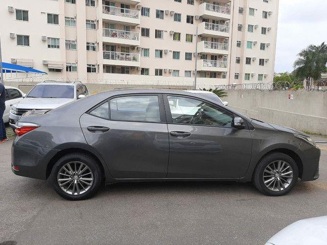 Toyota Corolla GLI 1.8 Flex. C/Entrada+48x952 fixas  - Foto 6