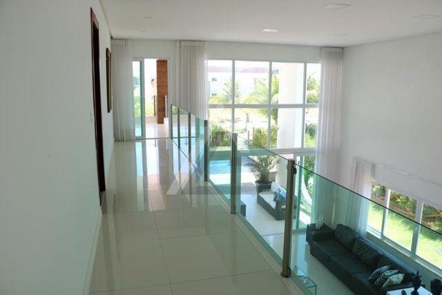 Casa de luxo mobiliada 6 quartos em Guarajuba/Camaçari-BA - Foto 19