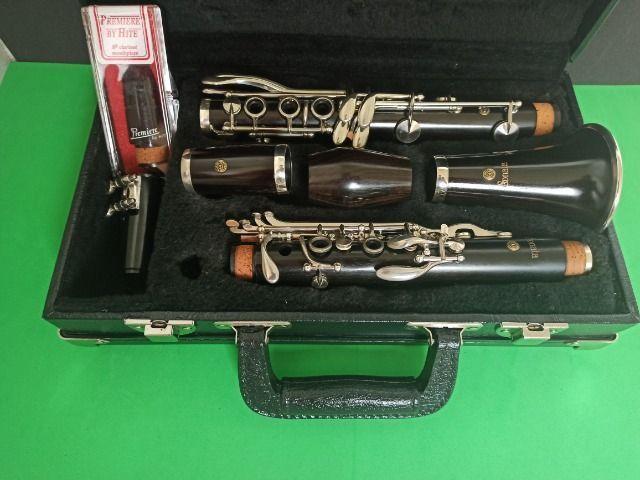 Clarinete Profissional Leblanc Sonata France