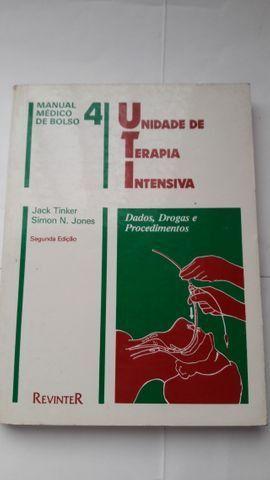 Manual Médico de Bolso 4 - Unidade de Terapia Intensiva-Jack Tinter / Simon N. Jones