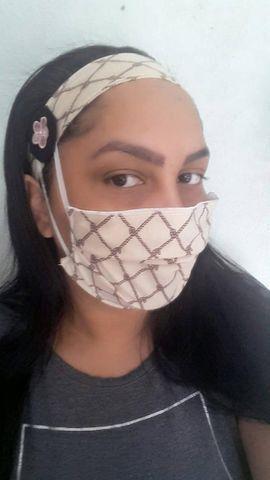 Vendendo Máscaras De Vários Formatos Para Combate Ao Covid 19 , Proteção á Saúde ! - Foto 4