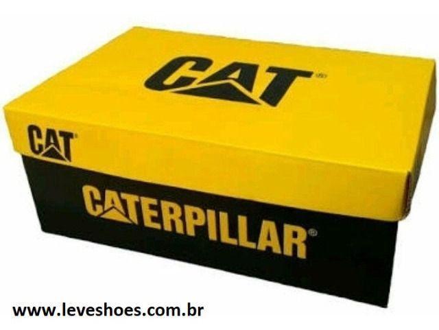 Tênis Bota Caterpillar Coturno - Foto 4