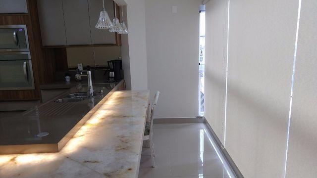 Apartamento à 300m mar com 02 dorms, novo, excelente mobilia!!! - Foto 15