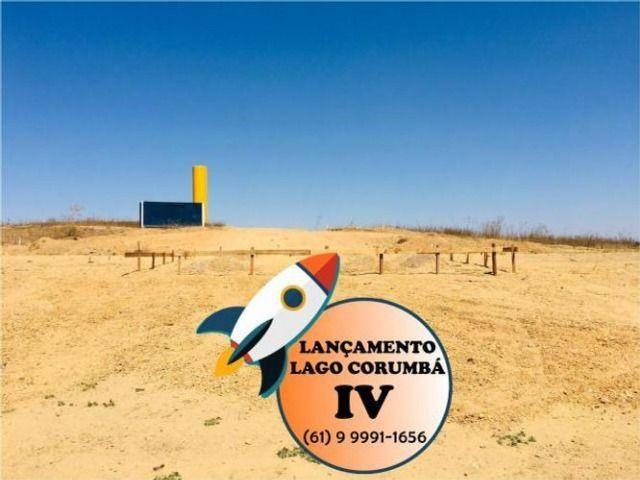 Parcelas de 399 lotes planos / lago / Corumba iv - Foto 4