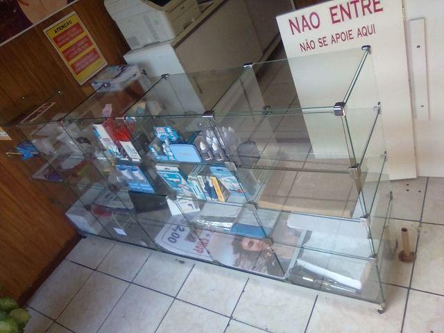 Balcão de vidro Modulado - Foto 2