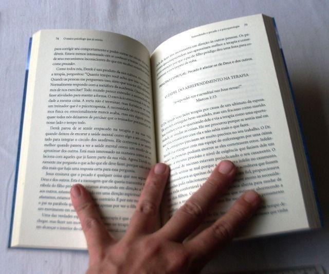 Livro Religioso - Jesus, O Maior Psicólogo Que Já Existiu - Mark W. Baker - 2005 - Foto 5