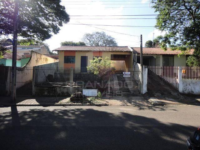 CA0040 - Casa com 2 dormitórios para alugar por R$ 750,00/mês - Conjunto Habitacional Inoc