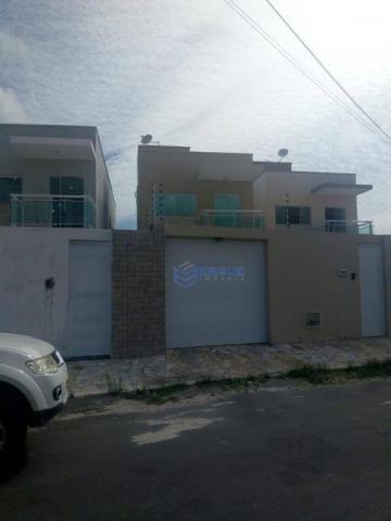 Casa à venda, 152 m² por R$ 280.000,00 - Parques das Flores - Aquiraz/CE - Foto 2