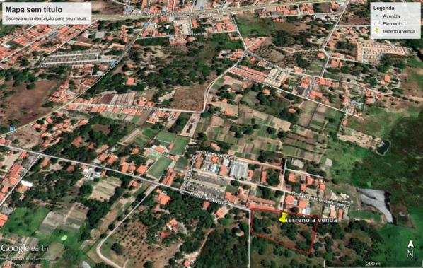Terreno à venda, 9032 m² por R$ 2.100.000 - Lagoa Redonda - Fortaleza/CE