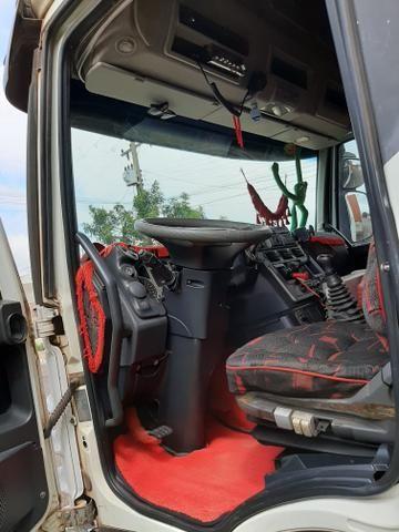 Iveco Stralis 420 6x2 + bitrem Randon 2011 - Foto 6