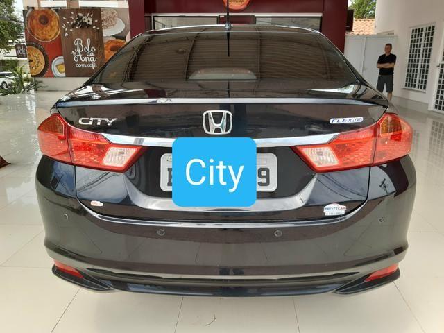 Honda City EX CVT 1.5 AT 2015/Top - Foto 3