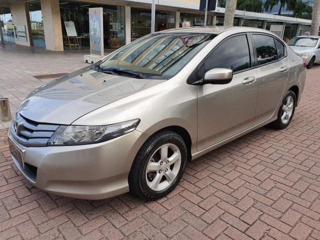 CITY 2011/2011 1.5 LX 16V FLEX 4P AUTOMÁTICO