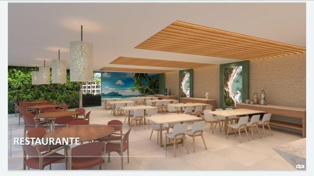 Mana Beach Experience lançamento 1 e 2 quartos na Praia de Muro Alto na frente do Oka - Foto 12