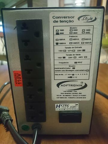 Estabilizador Adftronik - Foto 3